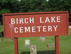 Birch Lake Cemetery