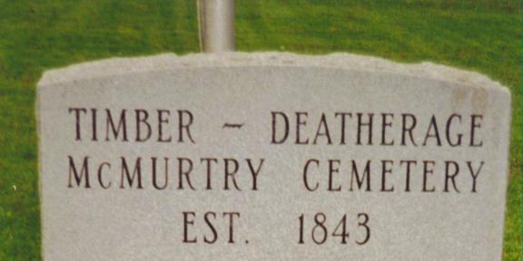 Timber-Deatherage-McMurty Cemetery
