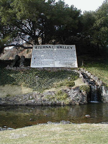 Eternal Valley Memorial Park Cemetery