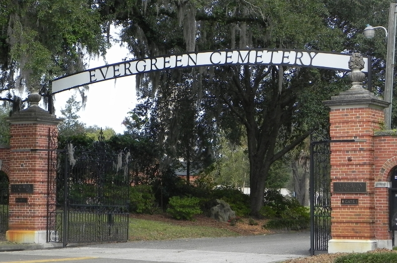 Evergreen (Temple) Cemetery