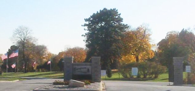 Evergreen Cemetery and Mausoleum