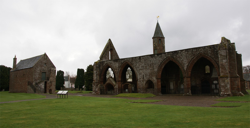 Fortrose Cathedral Cemetery