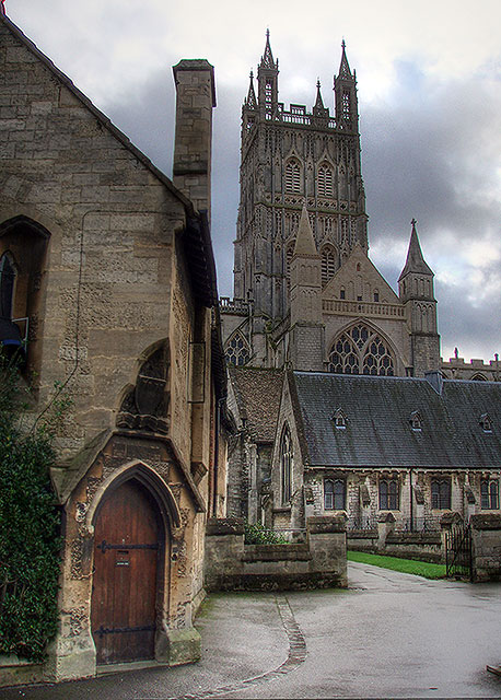 Gloucester Cathedral Cemetery