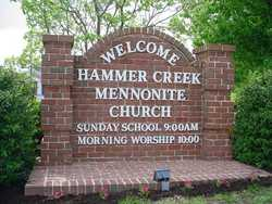 Hammer Creek Mennonite Cemetery