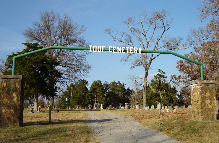 Odd Fellows (IOOF) Cemetery