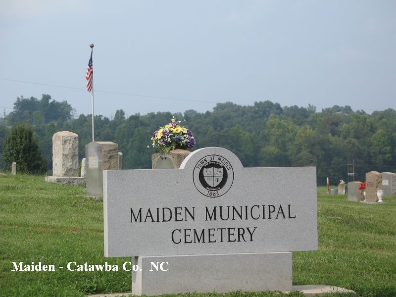 Maiden City Cemetery