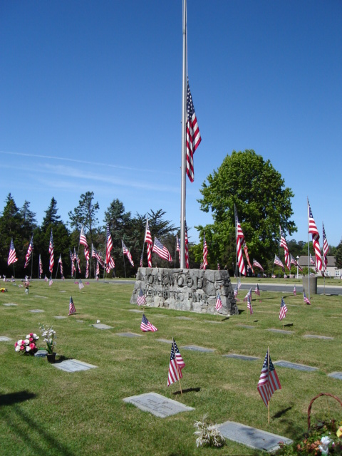 Oakwood Memorial Park Cemetery
