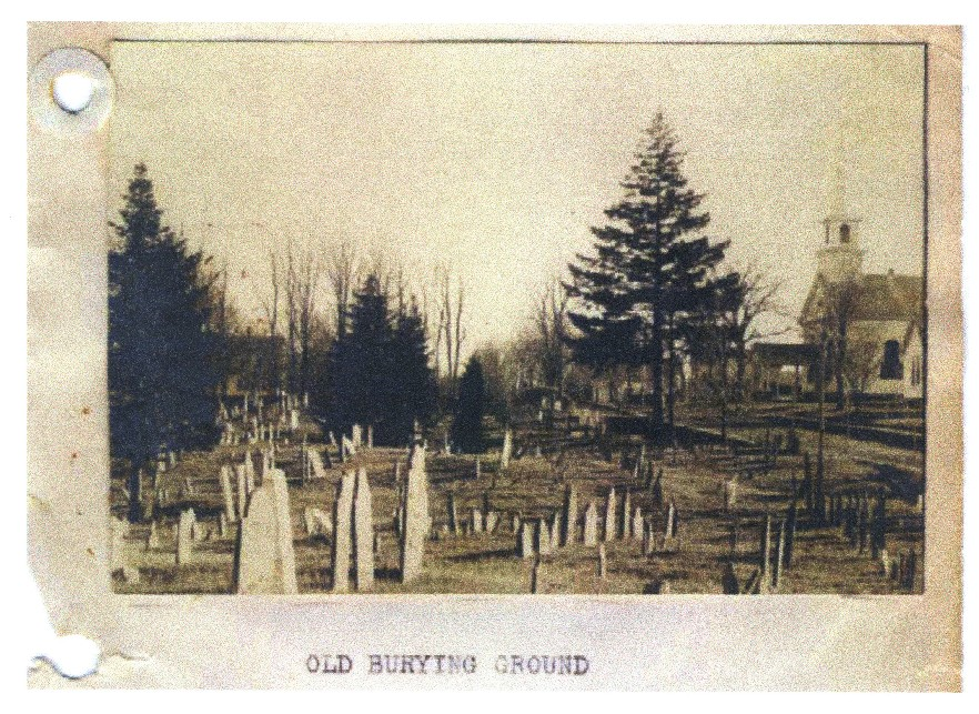 Old Burial Ground Cemetery