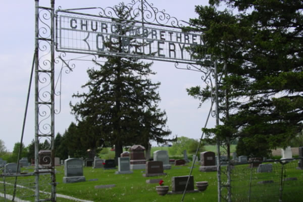 Panther Creek Church of the Brethren Cemetery