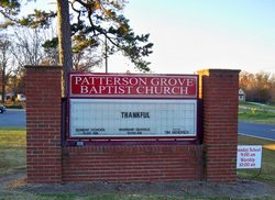 Patterson Grove Baptist Church Cemetery
