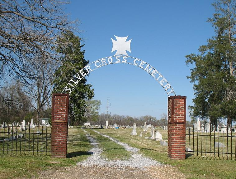Silver Cross Cemetery