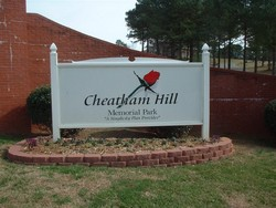 Cheatham Hill Memorial Park Cemetery